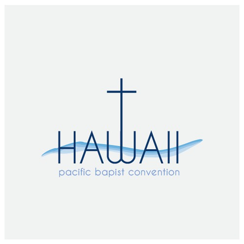 Create the next logo for Hawaii Pacific Baptist Convention