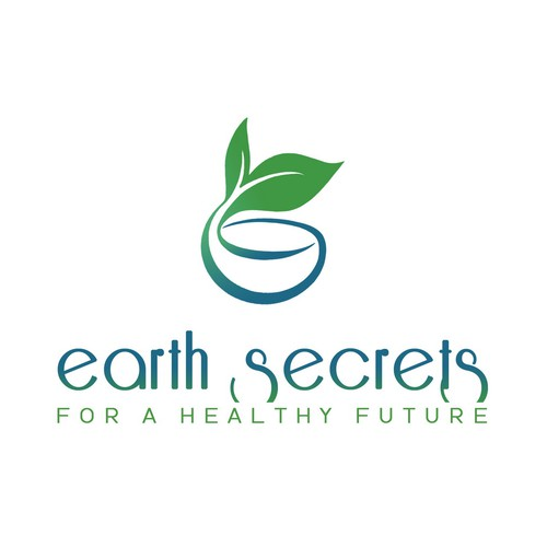 Logo for the healthy products of Mother Nature