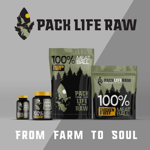 Pack Life Raw
