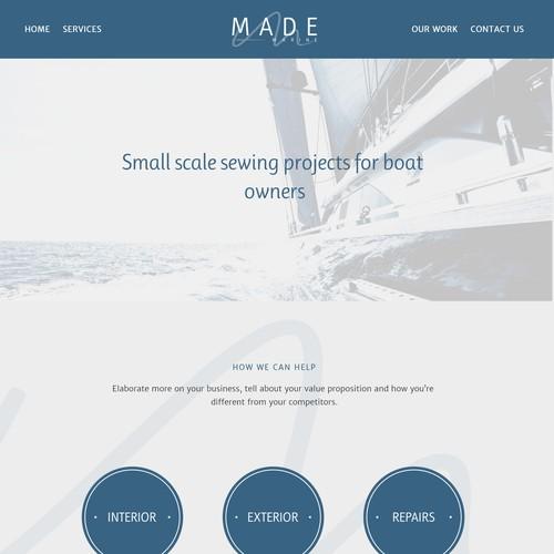 Squarespace Website Design & Build