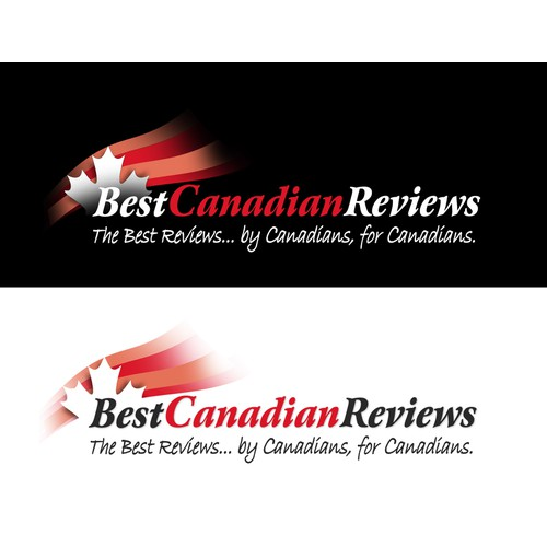 Create an awesome logo for Best Canadian Reviews!