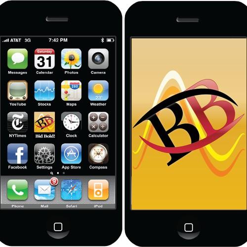 Bid Bold (Logo & App)