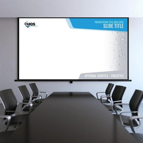HQS PowerPoint presentation