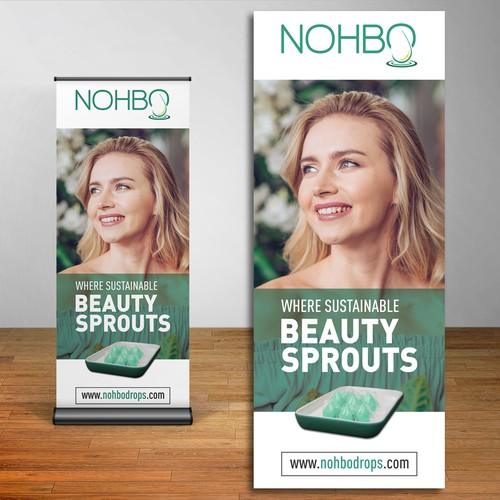 Sustainable Cosmetic Manufacturer EuroBanner Design