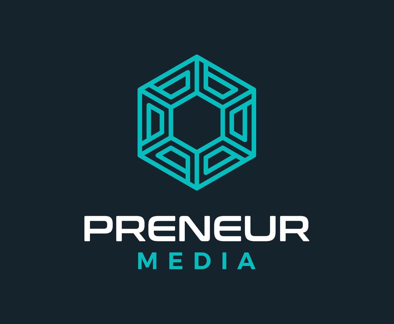 Preneur.Media Logo to inspire humans on values and technology