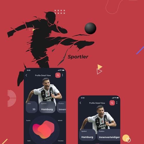Sportler app