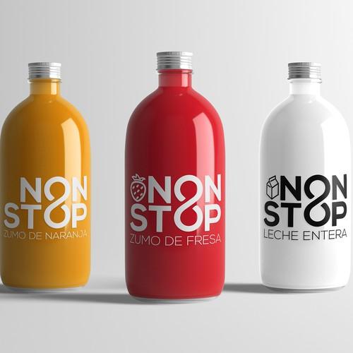 Supermarket Logo Design