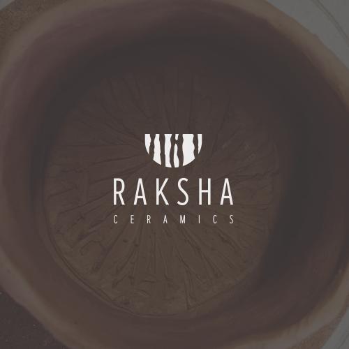logo design for raksha