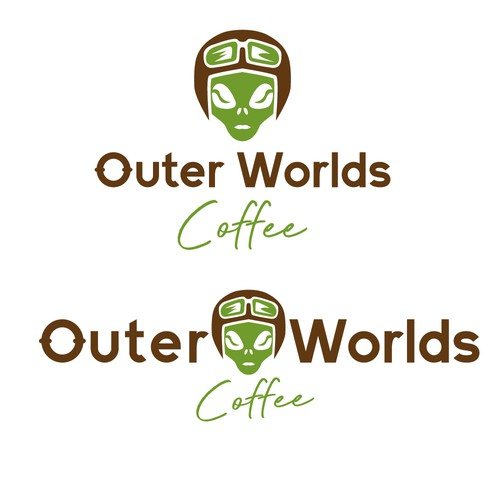 Outer Worlds Coffee logo