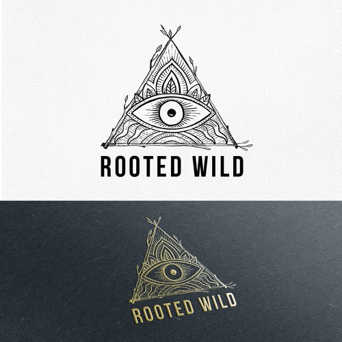 rooted wild