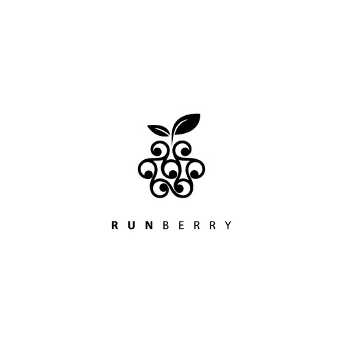 Logo for RUN BERRY