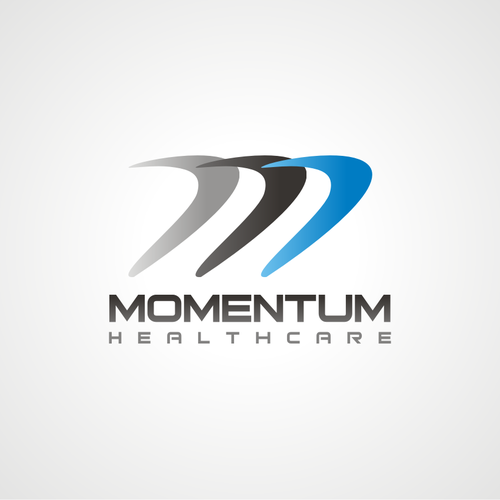 New logo and business card wanted for Momentum Healthcare