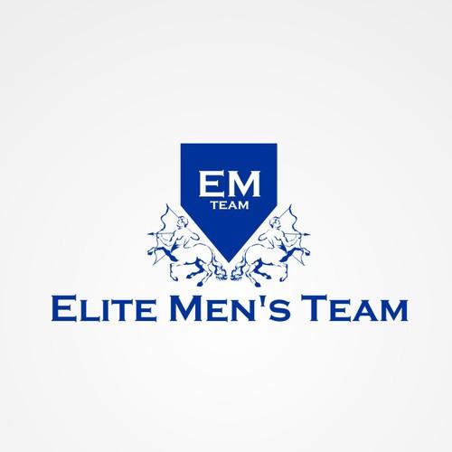 Create the next logo for Elite Men's Team