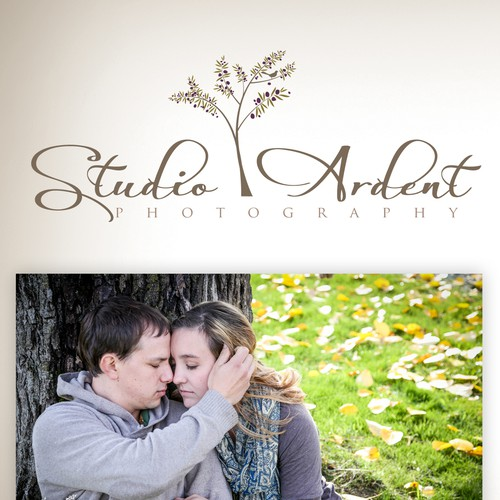 Studio Ardent Photography needs a new logo