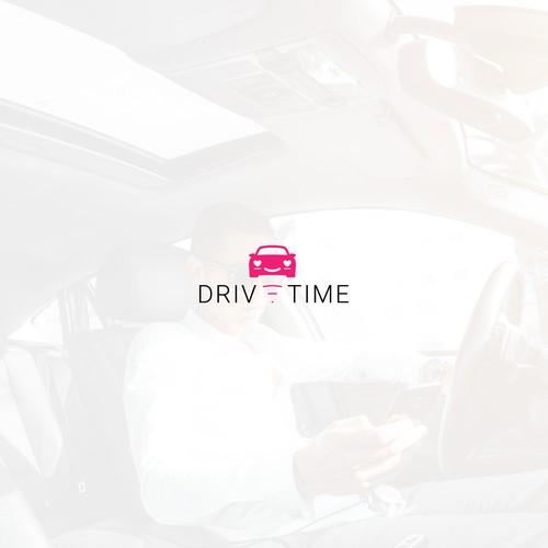 "Logo concept for ""Drivetime"""