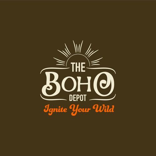 Bohemian Shop Logo