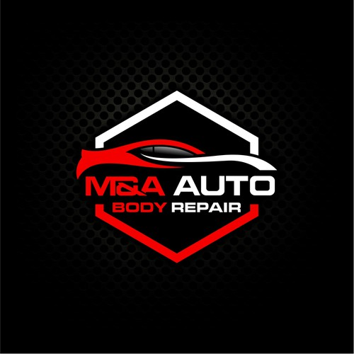 M & A Auto & Body Repair logo
