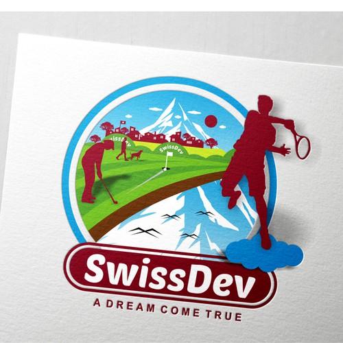 SwissDev logo