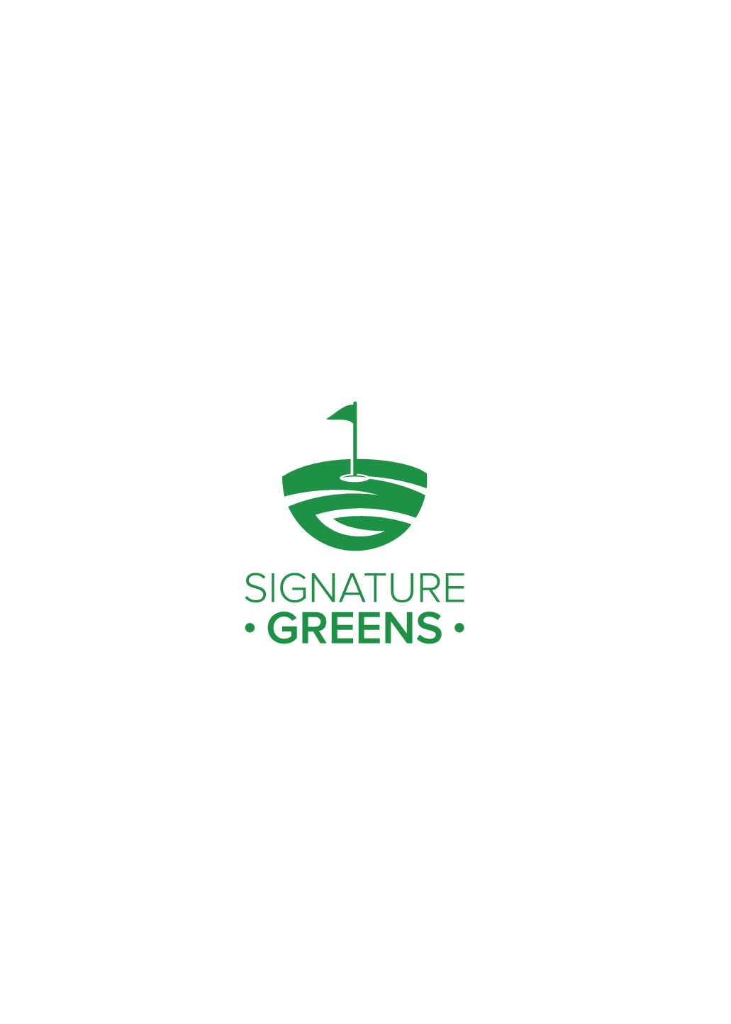 Design a modern yet sophisticated logo for a Golf Company!