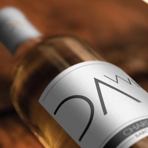 Da Wine • Minimalist Design