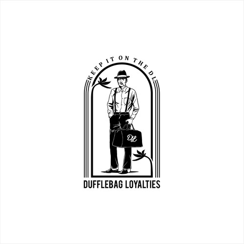 Logo for Dufflebag Loyalties