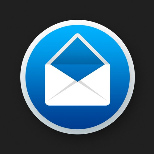 Icon for Email client on Mac.