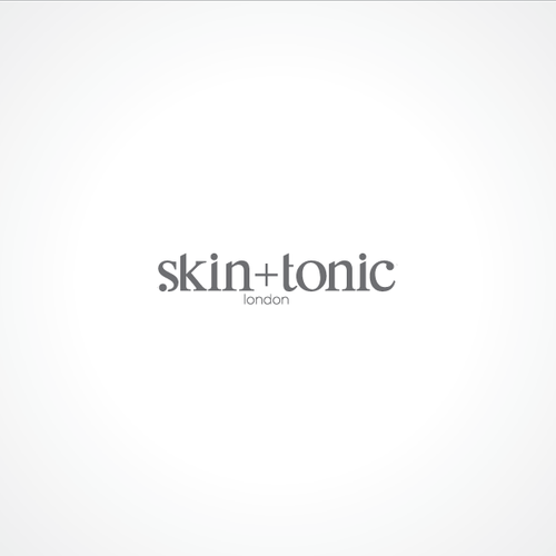 Create an logo for a cool, sustainable skincare company