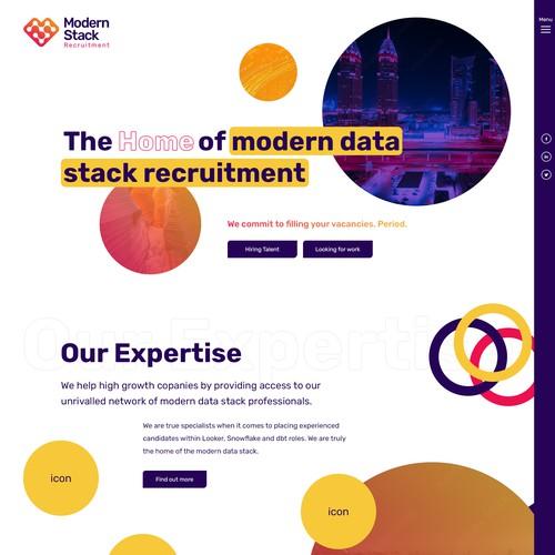 Home Page - Recruitment Company