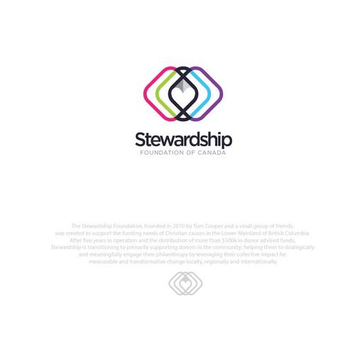 logo design for stewardship non-profit organization