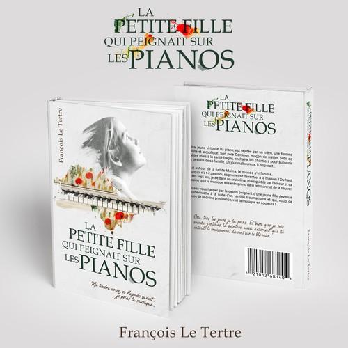 La petite fille qui peignait sur les pianos