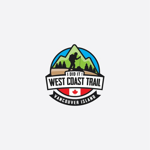 Adventure logo for west coast trail