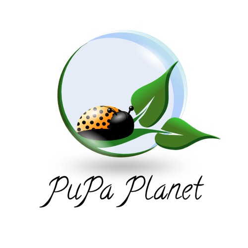 Logo for PuPa Planet