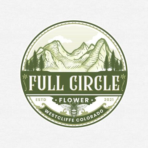 Full Circle Flower