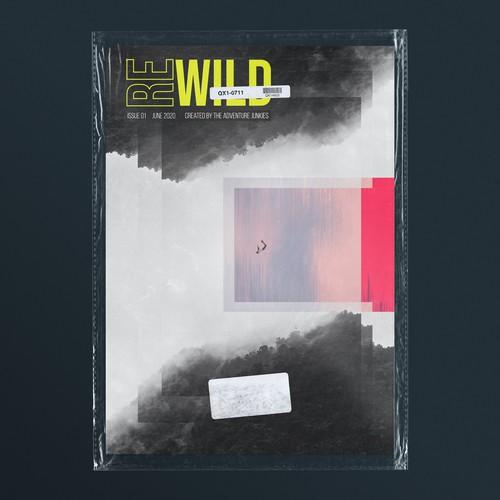 Bold Magazine Cover