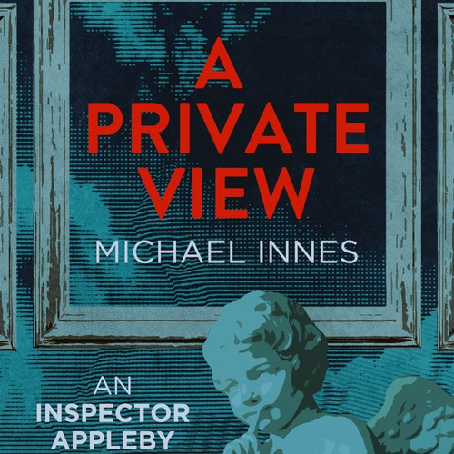 Classic crime cover