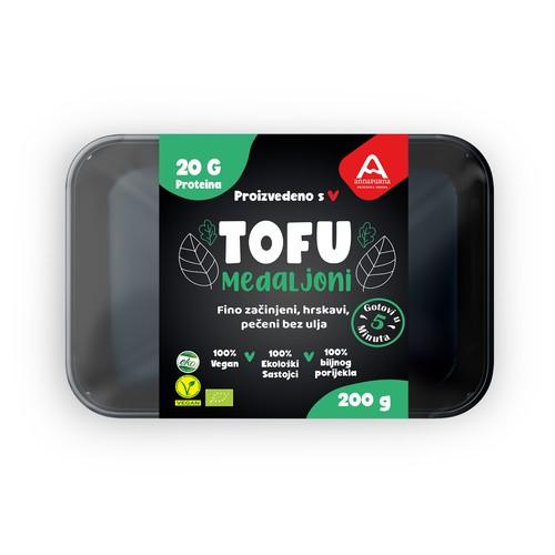 Fofu tray label