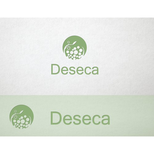 logo for organic food company (powdered whole foods)