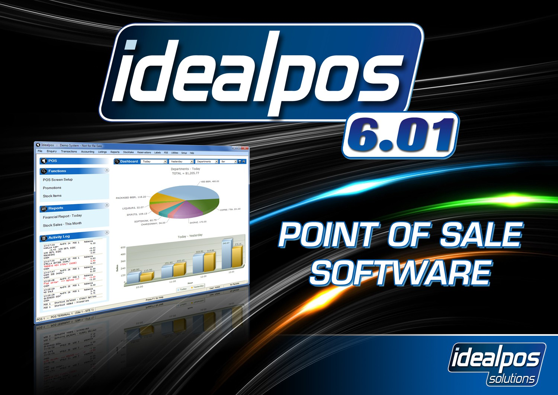 Idealpos Solutions - POS Software Image Design