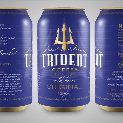 Trident coffee BREW