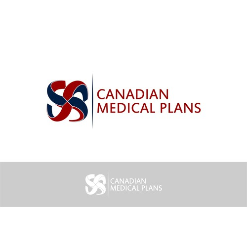 logo and business card for CMP- Canadian Medical Plans