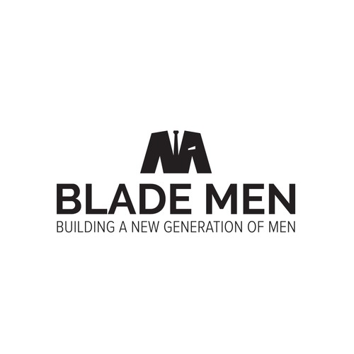 Logo for male training program