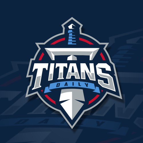 Logo for Titans Daily
