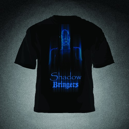 T-Shirt Design needed for New, Fun, Supernatural, Web Series.