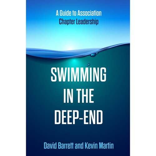 'Swimming in the Deep-End' book cover