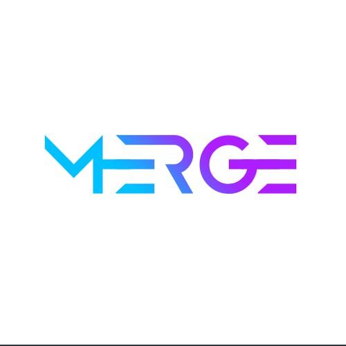 MERGE logotype