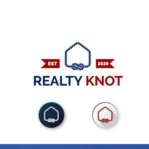 Logo Design for Real Estate & Mortgage Company