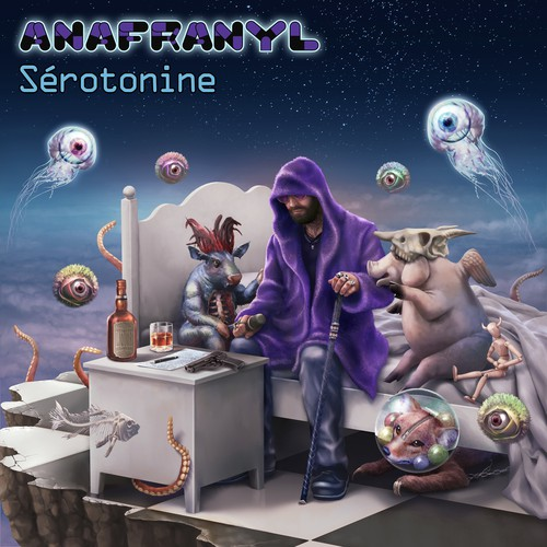 Serotonine Cover