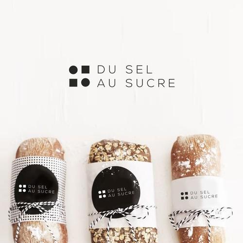 Logo Design for Du Sel Au Sucre