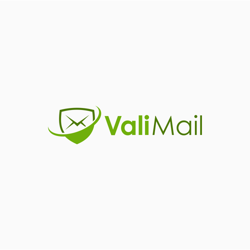 Create a great logo for email brand protection company ValiMail