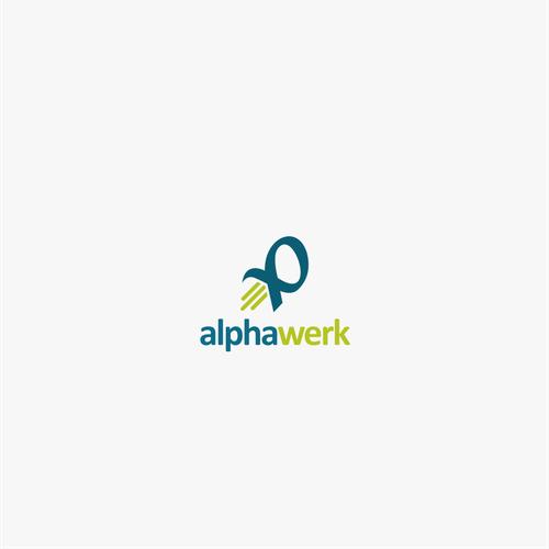 Logo for AlphaWerk